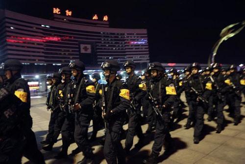 Đánh bom Tân Cương: An ninh Trung Quốc bất lực? - 3