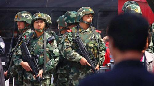 Đánh bom Tân Cương: An ninh Trung Quốc bất lực? - 4