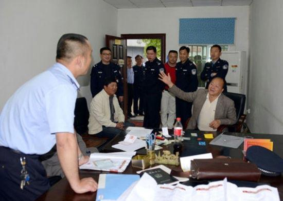 """Công an TQ bắt giữ hai """"quan chức Liên Hợp Quốc"""" - 1"""