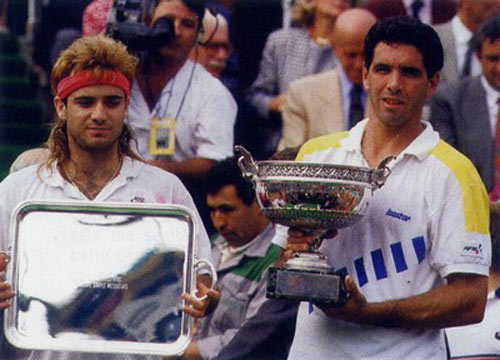 Chuyện con trai của nhà vô địch Roland Garros huyền thoại - 1