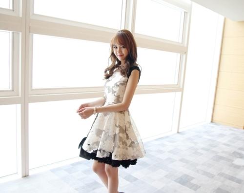 5 kiểu váy đẹp cho tiệc cưới mùa hè - 3