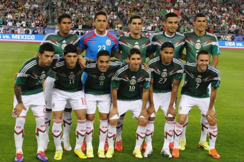 """ĐT Mexico bị """"cấm sex"""" tại World Cup 2014 - 1"""