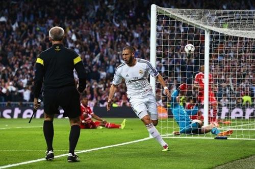 "Real Madrid: Kéo ""tam pháo BBC"" tới Lisbon - 1"