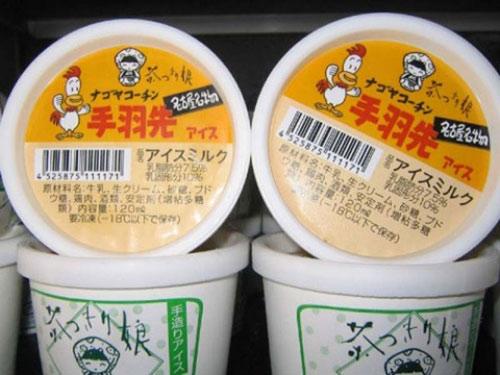 Kinh hãi những món kem kỳ dị nhất hành tinh - 4