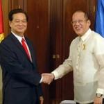 Tin tức trong ngày - Việt Nam-Philippines: Kiên quyết phản đối TQ ở Biển Đông