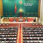 Tin tức trong ngày - Quốc hội Việt Nam yêu cầu Trung Quốc rút giàn khoan