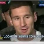 Bóng đá - Messi sẵn sàng rời Barca nếu cule muốn