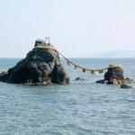 Du lịch - Thăm cặp đá vợ chồng trong vịnh ở Nhật Bản
