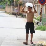 Tin tức trong ngày - Dân Thủ đô say trong nắng nóng 40 độ C