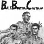 """Bóng đá - Real Madrid: Kéo """"tam pháo BBC"""" tới Lisbon"""
