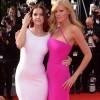 """Hoa hậu, siêu mẫu """"đánh cắp"""" thảm đỏ Cannes ngày 8"""