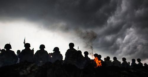 """14 lính Ukraine thiệt mạng trong ngày """"đen tối"""" - 1"""