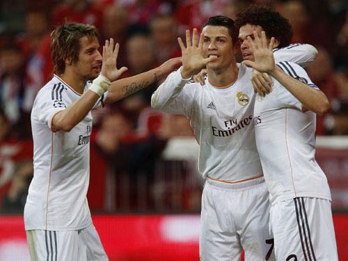 """Góc ảnh Real: 9 lần vô địch châu Âu & giấc mơ """"decima"""" - 13"""