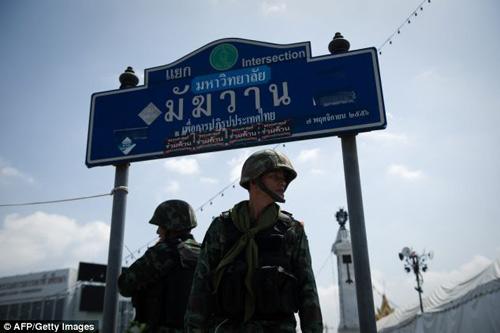 Tình hình Thái Lan sau khi quân đội đảo chính - 3