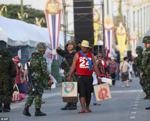 Tình hình Thái Lan sau khi quân đội đảo chính - 4