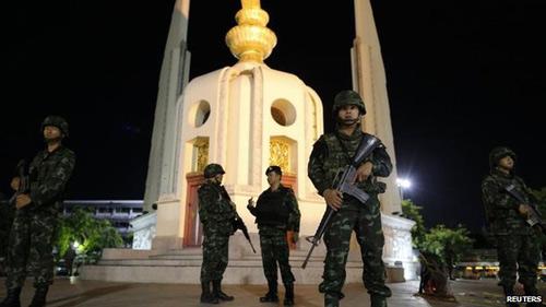 Tình hình Thái Lan sau khi quân đội đảo chính - 5
