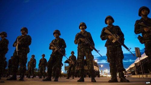 Tình hình Thái Lan sau khi quân đội đảo chính - 9