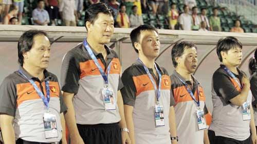 VFF chưa bàn tương lai HLV Trung Quốc vì... 'tế nhị' - 1