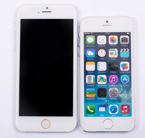 iPhone 6 màn hình 4,7 inch, có khả năng chống nước - 14