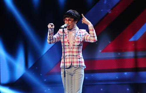 """Hiện tượng X-Factor """"bùng nổ"""" trong đêm Tranh đấu 2 - 5"""