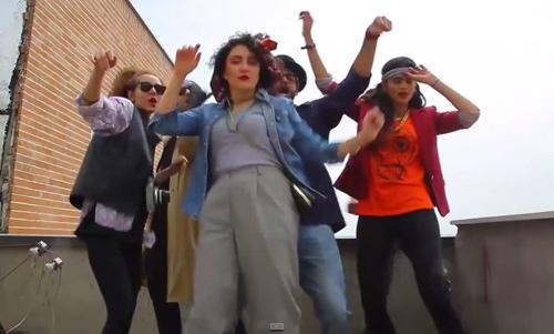 """13 người Iran bị bắt vì """"nhảy múa thô tục"""" - 1"""
