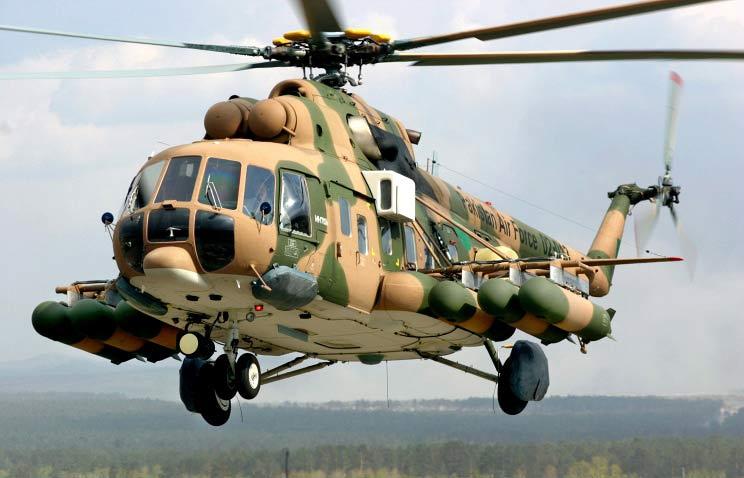 Nga sắp chuyển giao 48 trực thăng Mi-171 cho TQ - 1