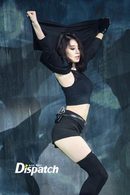 Quá nóng, điệu nhảy của Ji Yeon (T-ara) bị yêu cầu sửa - 3