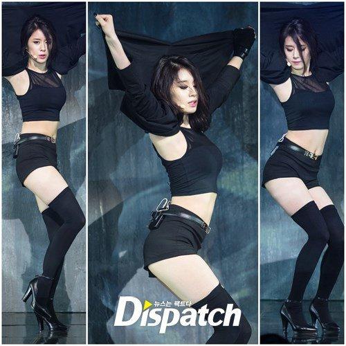Quá nóng, điệu nhảy của Ji Yeon (T-ara) bị yêu cầu sửa - 5