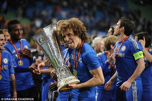 48 giờ nữa, David Luiz lập kỷ lục chuyển nhượng - 2