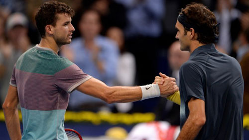 "Federer làm ""tiểu Federer"" bở hơi tai ở Roland Garros - 2"