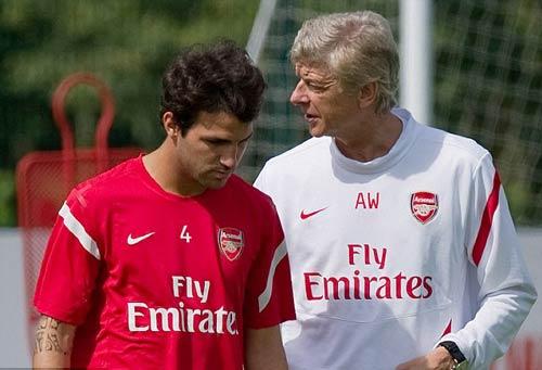 Arsenal giải cứu Cesc và mua Griezmann - 2