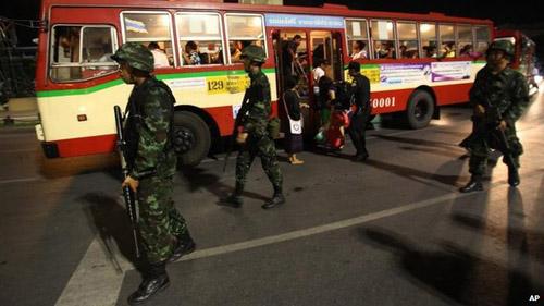 Thế giới lên án cuộc đảo chính của quân đội Thái Lan - 1