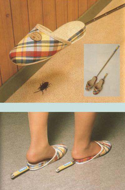 Bật cười với những phát minh thời trang kỳ cục - 10