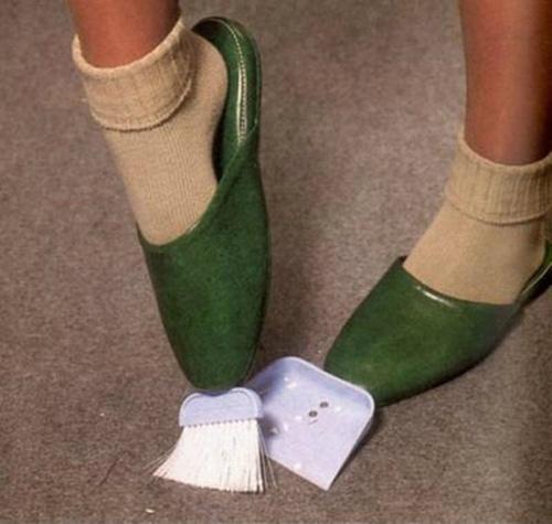 Bật cười với những phát minh thời trang kỳ cục - 4