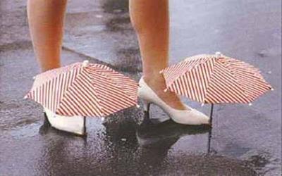 Bật cười với những phát minh thời trang kỳ cục - 8
