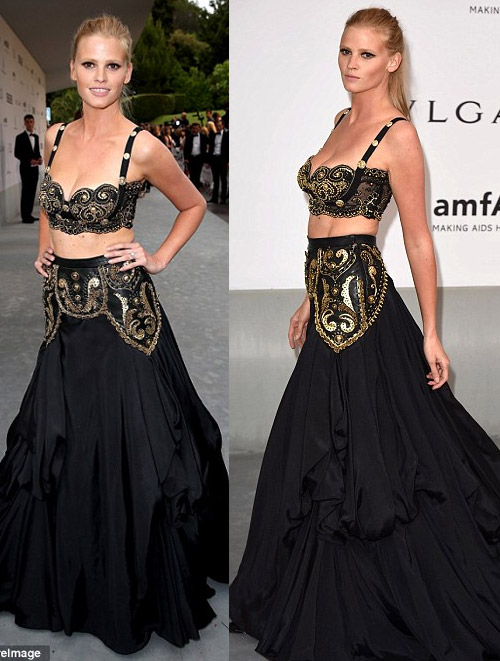 Cô Kim mặc váy giống Angela Phương Trinh - 9
