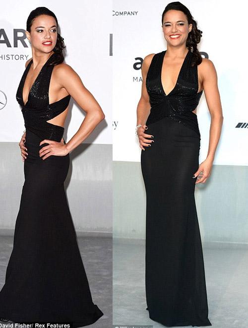 Cô Kim mặc váy giống Angela Phương Trinh - 11