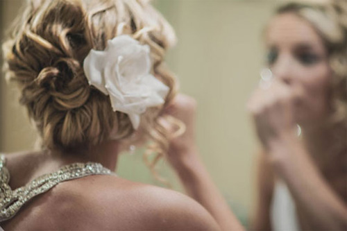 11 kiểu tóc đơn giản và tuyệt đẹp cho cô dâu - 8