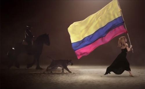 Phát sốt với ca khúc World Cup của Shakira - 4