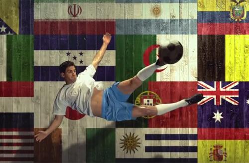 Phát sốt với ca khúc World Cup của Shakira - 2