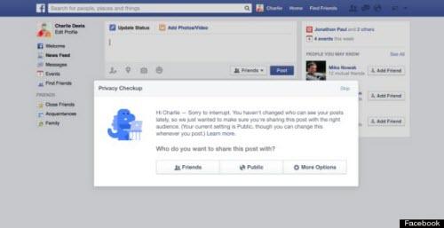 Facebook sắp có thay đổi lớn trong thiết lập bảo mật - 1
