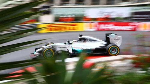 Chạy thử Monaco GP: Cạnh tranh quyết liệt - 2