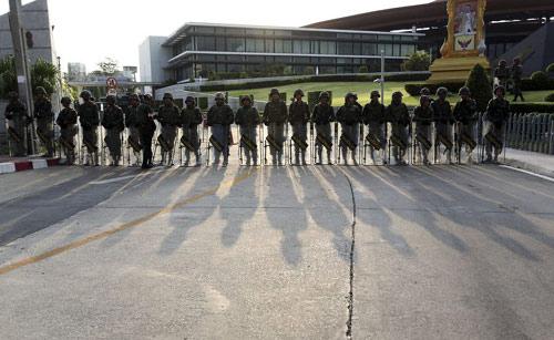 Quân đội Thái Lan triệu tập gia tộc cựu Thủ tướng - 1