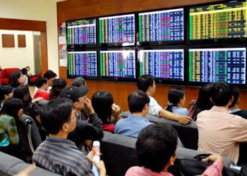 Nhà đầu tư đột ngột bớt mua cổ phiếu - 1
