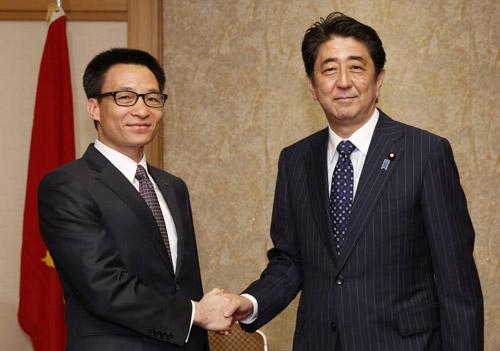 Nhật Bản quyết ủng hộ cuộc đấu tranh của Việt Nam - 1