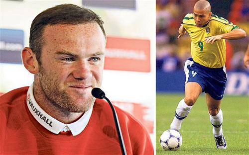 """Rooney muốn tỏa sáng ở World Cup như Ro """"béo"""" - 1"""