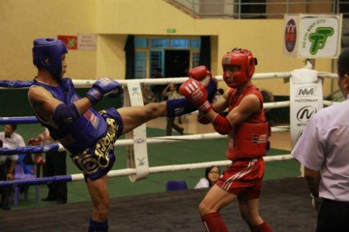 Giải vô địch các CLB muay toàn quốc 2014: TPHCM quyết bảo vệ ngôi vương - 1