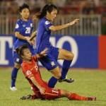Bóng đá - Tuyển nữ Việt Nam: Học đội Thái cách đứng dậy