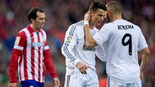 Atletico: Chặn Ronaldo khó hơn vô hiệu hóa Messi - 2
