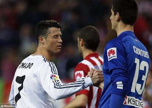 Atletico: Chặn Ronaldo khó hơn vô hiệu hóa Messi - 3